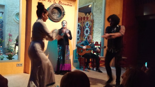 Flamenco at Casa de Memoria